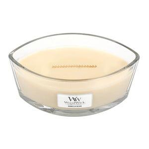 Sviečka s vôňou vanilky Woodwick, doba horenia 80 hodín