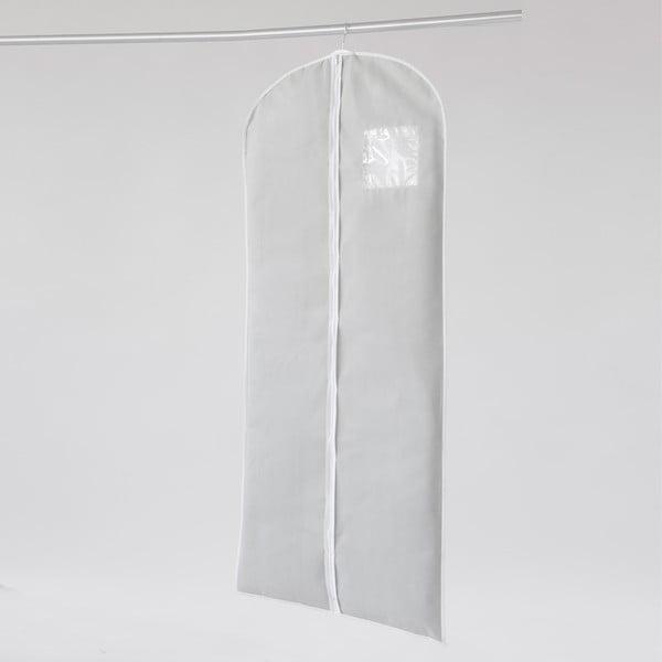 Textilný závesný obal na šaty Compactor Clear, 137 cm