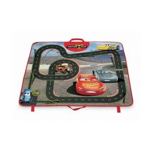 Rozkladací úložný box s hracou podložkou Domopak Cars