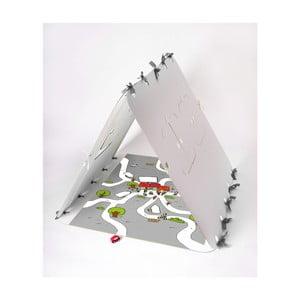 Domček Unlimited Design For Children Sivá cesta