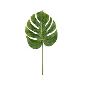 Umelý list Philodendron, 81 cm