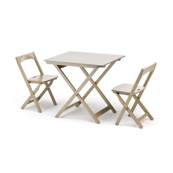Skladací jedálenský stôl Arredamenti Italia Joker