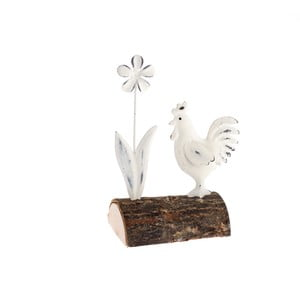 Kovová dekorácia Dakls Easter Rooster