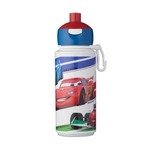 Detská fľaša na vodu Rosti Mepal Cars, 275 ml