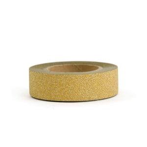 Washi páska Ohh Deer Gold Glitter, 10 m