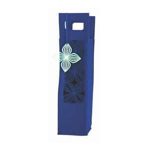 Modrá taška na fľašu Salt&Pepper Madison, 40cm