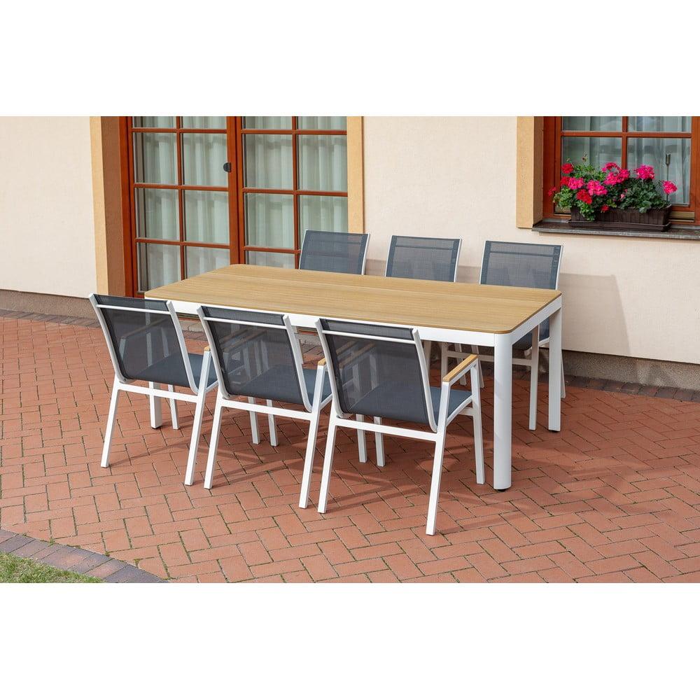 Záhradný jedálenský stôl Timpana Siena