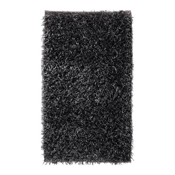 Kúpeľňová predložka Kemen Black, 60x100 cm