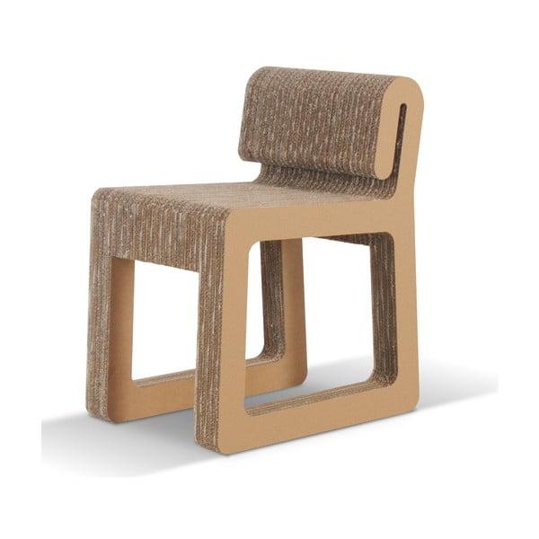 Kartónová stolička Hook