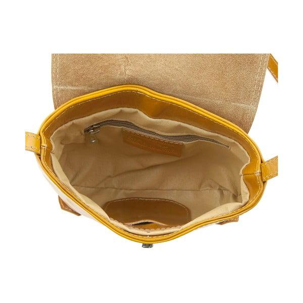 Koženná kabelka Sun