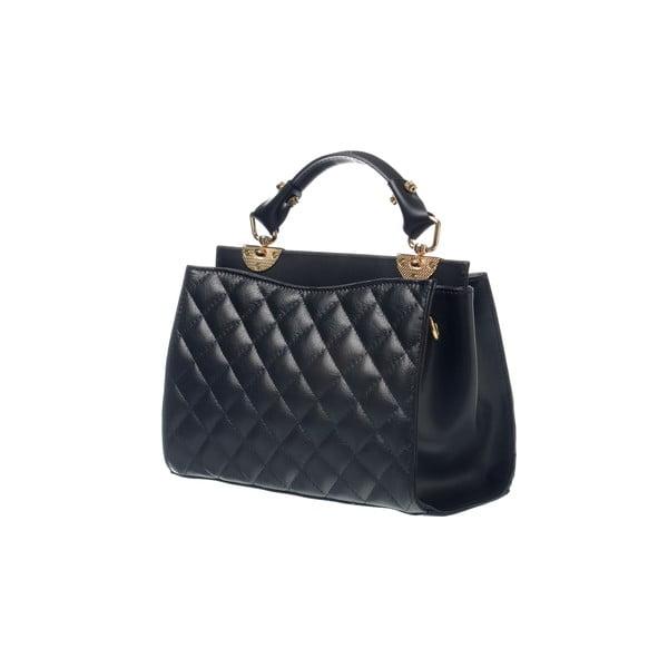 Kožená kabelka Coco Miss Black