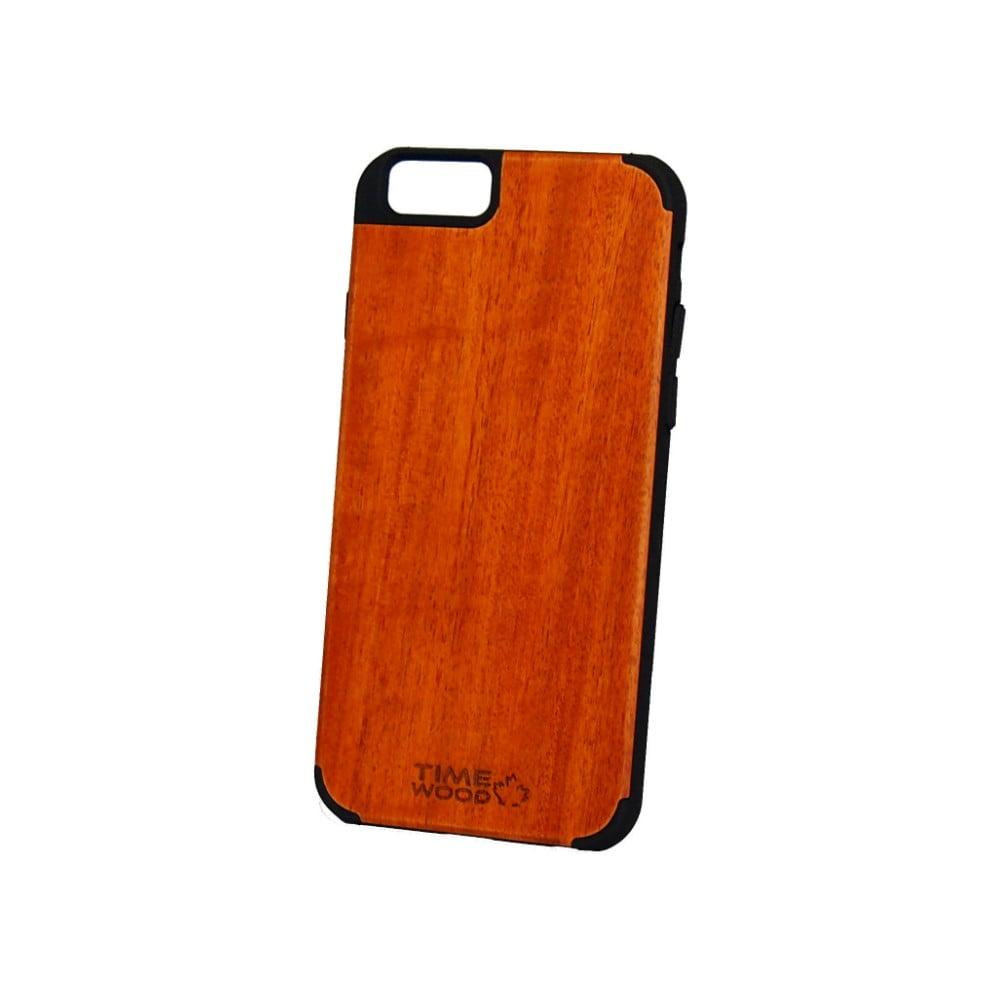 Drevený kryt na iPhone 6 6S TIMEWOOD Rosie  735414b7873