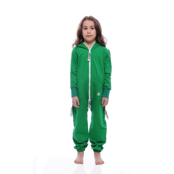 Detský overal Summer Green, 4-5 rokov