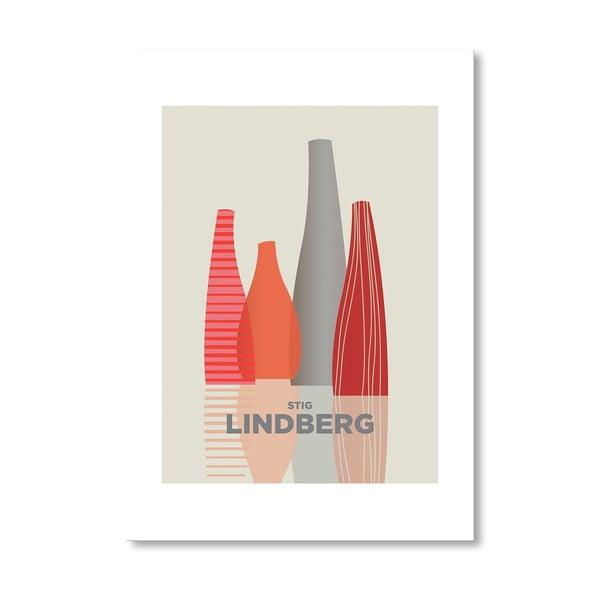 Autorský plagát Stig Lindberg