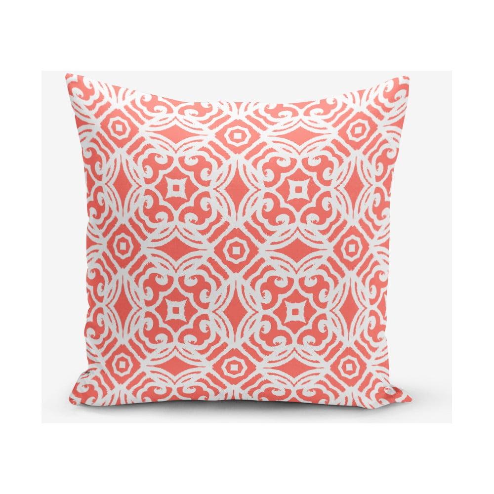 Obliečka na vankúš s prímesou bavlny Minimalist Cushion Covers Bombay, 45 × 45 cm
