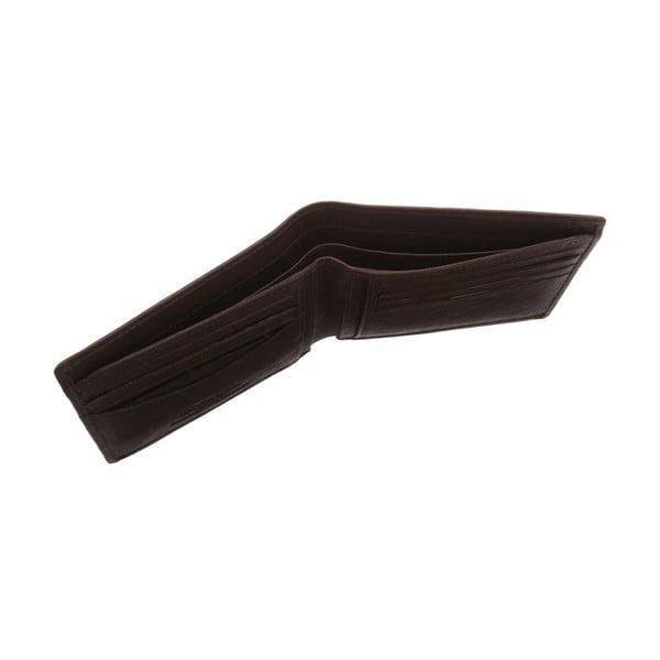 Kožená peňaženka Nevis Brown