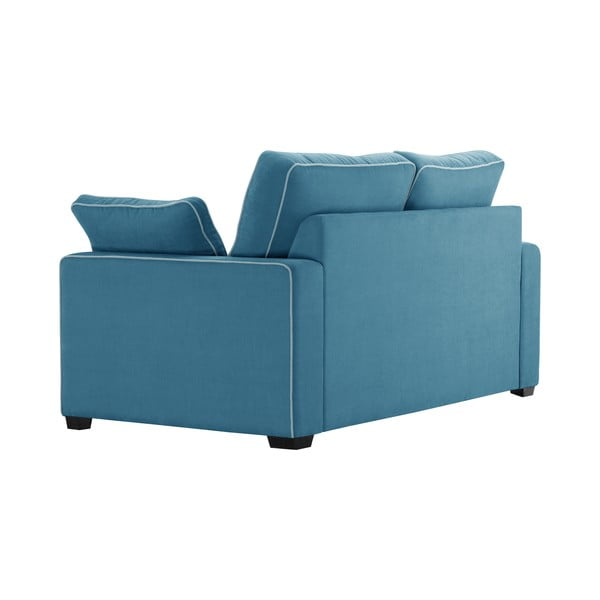 Modrá dvojmiestna pohovka Jalouse Maison Serena