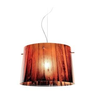 Stolná lampa Woody Orange