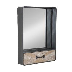 Nástenné zrkadlo so zásuvkou Mauro Ferretti Oklahoma