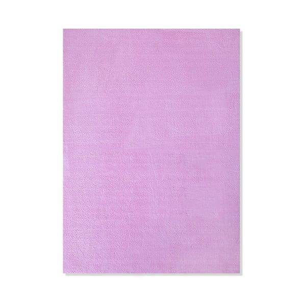 Detský koberec Mavis Light Pink, 100x150 cm