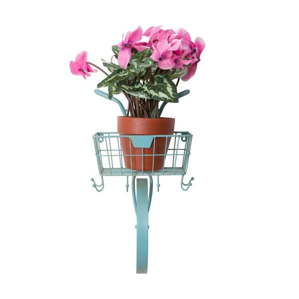 Nástenný stojan na kvetiny s vešiakom Mauro Ferretti Da Muro