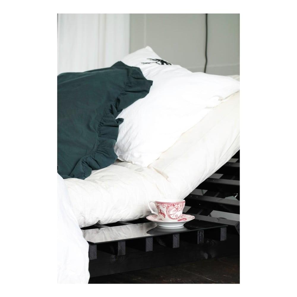 Sada 2 postranných stolíkov pre posteľ Karup Design Blues Black