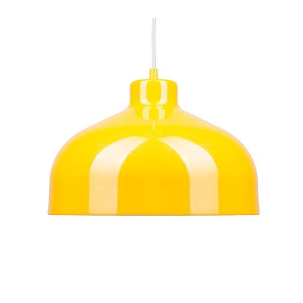Žlté stropné svetlo Loft You B&B, 33 cm