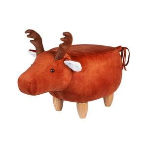 Stolička v tvare losa RGE Moose, 81 x 36 cm