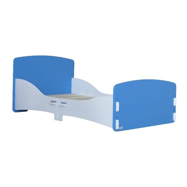 Detská posteľ Blue Junior, 147x80x60 cm