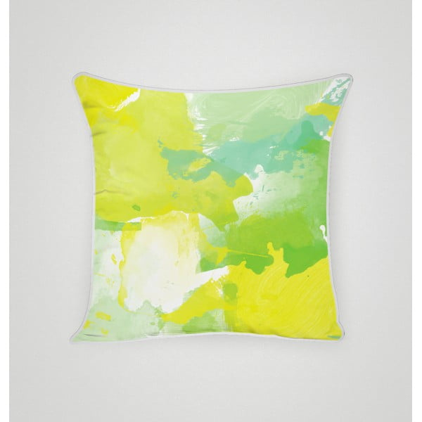 Obliečka na vankúš Green Lime, 45x45 cm