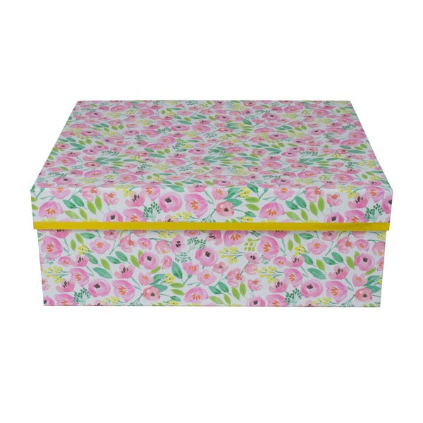 Úložná krabica Tri-Coastal Design Design Lovely Blooms