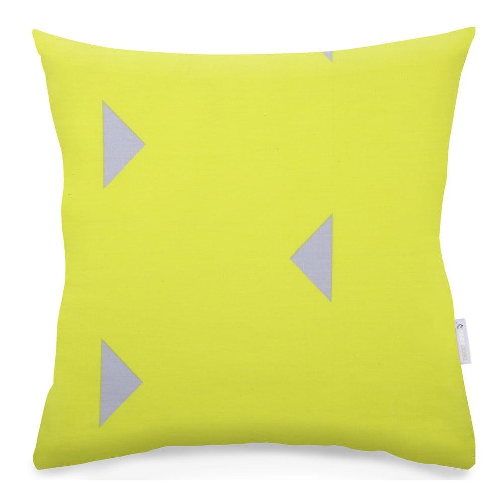 Sada 2 obojstranných obliečok na vankúš DecoKing Geometric, 50 × 60 cm