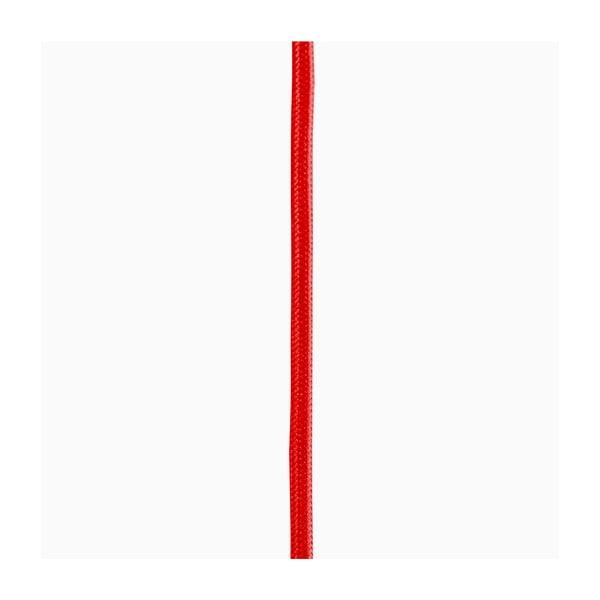 Závesný kábel Uno, červený/čierny