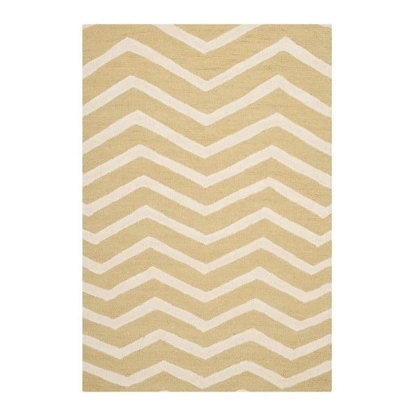 Vlnený koberec  Safavieh Edie, 152x243 cm