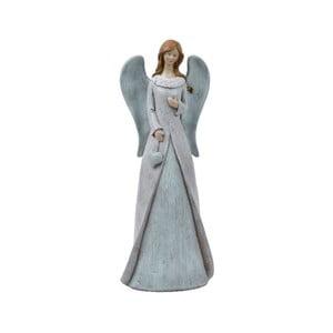 Dekoratívny anjel Ego dekor Franti, výška 28 cm