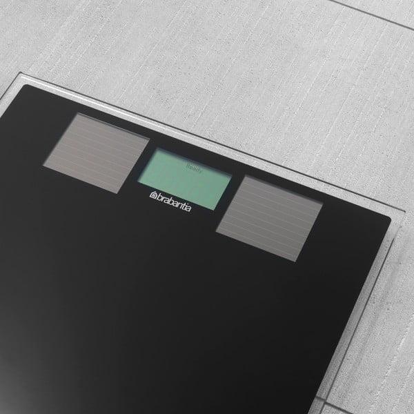 Solárna osobná váha Brabantia Dark