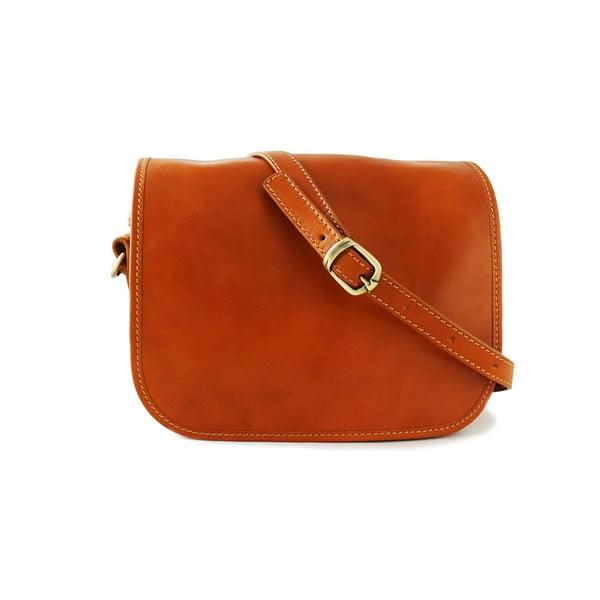 Kožená unisex taška Professional Cognac