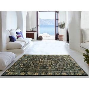 Čierny koberec Universal Lara, 160 × 230 cm