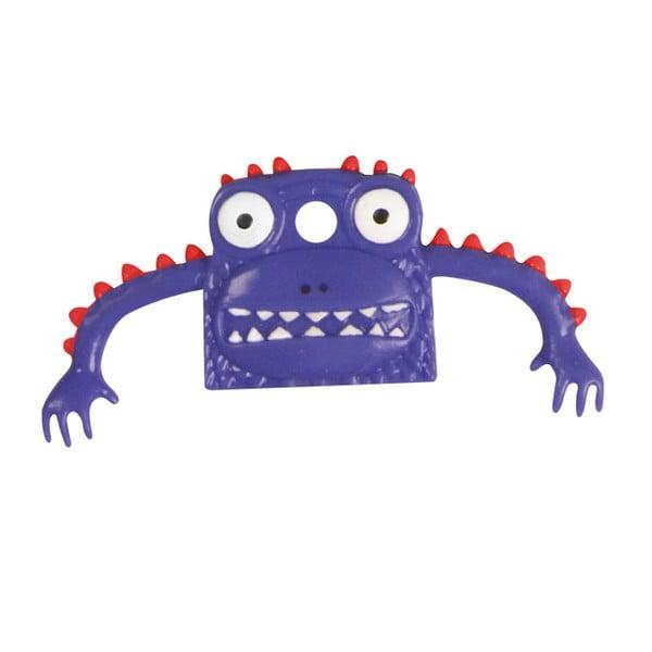 Sada 6 krytov na kľúče s príšerami Fred & Friends Freakeys
