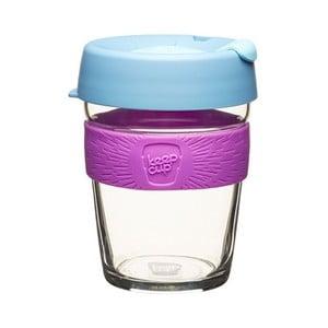Cestovný hrnček s viečkom KeepCup Brew Lavender, 340 ml