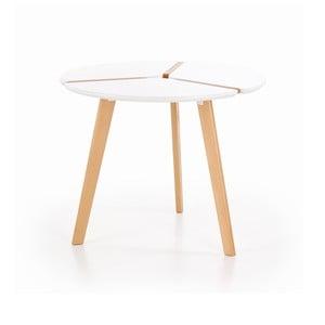 Jedálenský stôl Halmar Express, ⌀ 90 cm