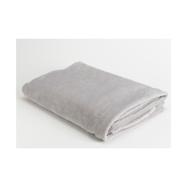 Deka Zak Light Grey, 170x130 cm