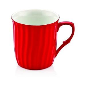 Červený porcelánový hrnček Kirmizi Kupa
