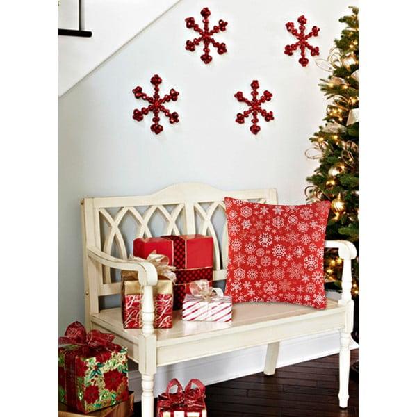 Vankúš Christmas V8, 45x45 cm
