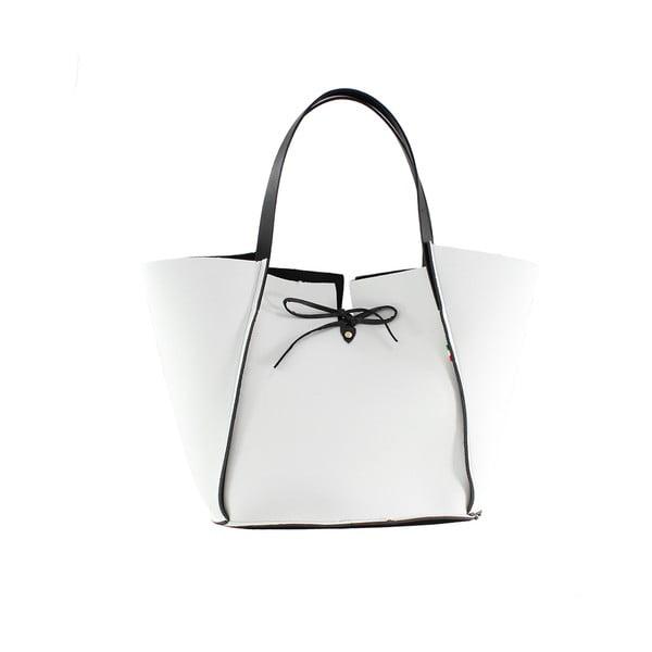Neoprénová kabelka Fiertes, bílá