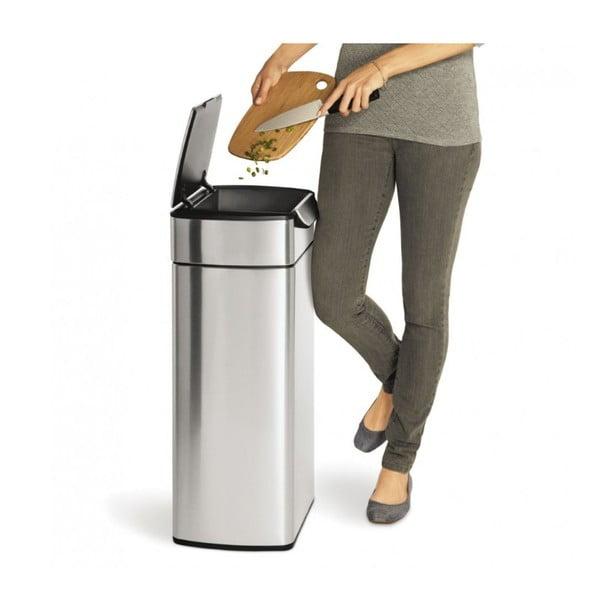Dotykový odpadkový kôš simplehuman, 30 l