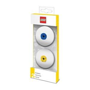 Sada modrej a žltej gumy LEGO®