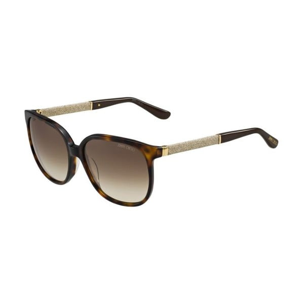 Slnečné okuliare Jimmy Choo Paula Havana/Brown