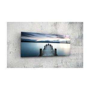 Sklenený obraz Insigne Jarne, 92×36 cm