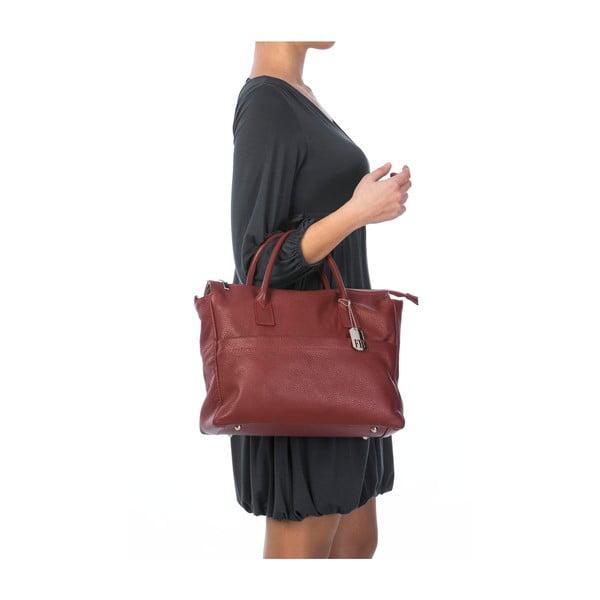 Kožená kabelka Grana Ruby